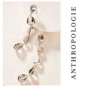 Anthropology Roxy Drop Earrings